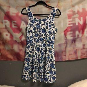 H&M Floral Dress Size 10
